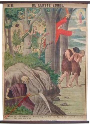6 - De eerste zonde [Nederlands]